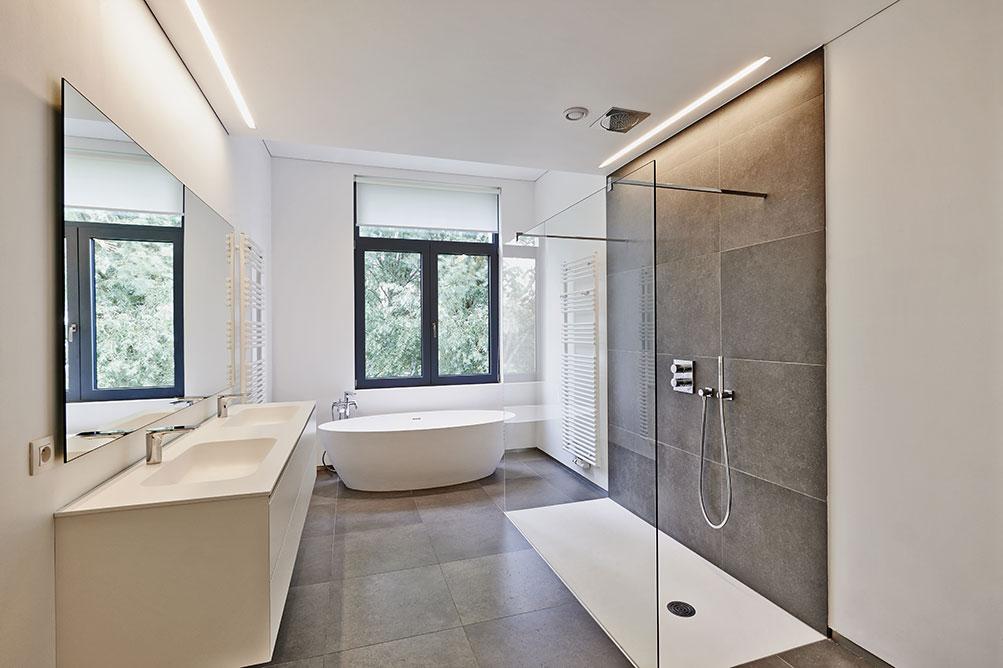 badkamer renoveren Erembodegem