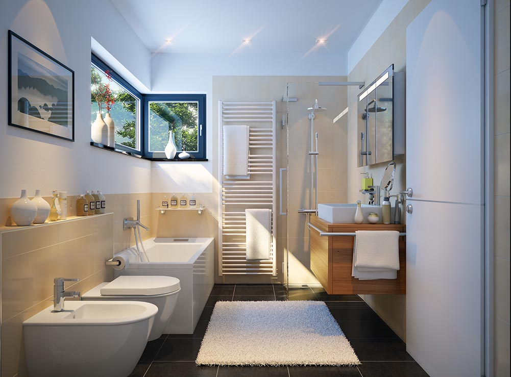 badkamer vernieuwen Hofstade